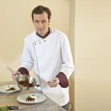 """""""Chef-Sandro"""" weiß"""