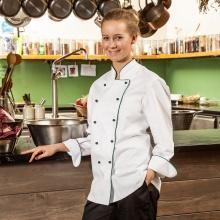 """""""Chef80-Clarissa"""" weiß"""
