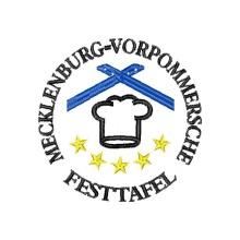 Mecklenburg Vorpommersche Festtafel