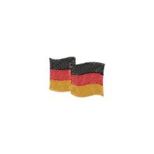 Flaggen dreifarbig