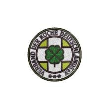 VKD-Emblem voll ausgestickt