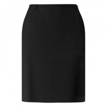 Damen-Stiftrock, schwarz