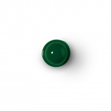 Knopf dunkelgrün