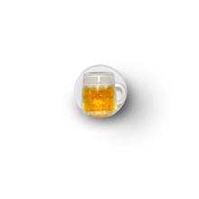 Jacken-Knöpfe 'Bierkrug'