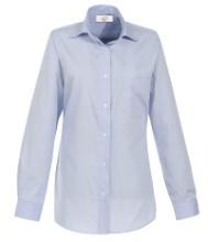 Bluse, bleu  -SALE-