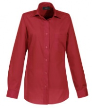 Bluse, rot  -SALE-