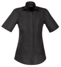 Bluse, schwarz, Gr.48  -SALE-
