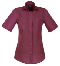Bluse, bordeaux  -SALE-