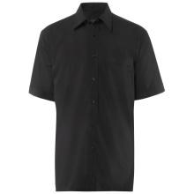 Hemd, schwarz, Gr.41/42 -SALE-