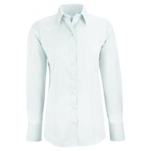 Basic-Bluse, weiß