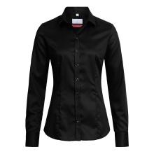 Bluse, schwarz