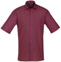 Hemd, bordeaux, Gr.39/40 -SALE-