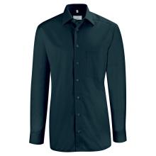 Basic-Hemd, schwarz