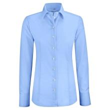 Bluse, bleu