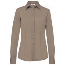 Bluse, beige, Gr.44  -SALE-