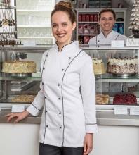 """""""Chef-Carla"""" weiß"""