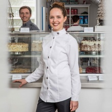 """Top-Chef-SEVERINA"" weiß"