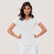 Damen-T-Shirt 'High Performance' weiß