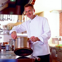 """Chef-Conti"" weiß"