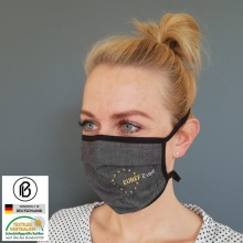 Community-Maske mit Logo-Stickerei