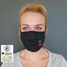 leichte Community-Maske mit Logo-Stickerei