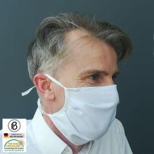 Behelfs-Mund-Nasenschutz Maske