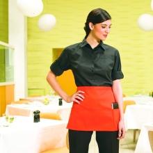 Waiterschürze, farbig