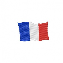 Flaggen 'Trikolore', verschiedene Farben
