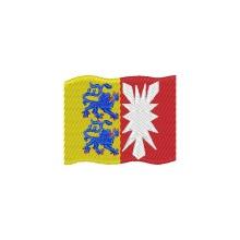 Schleswig-Holstein Fahne