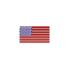 USA-Flagge klein