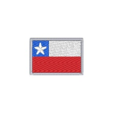 Chile-Flagge