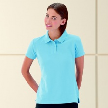 Damen-Polo-Shirt Russell 539F