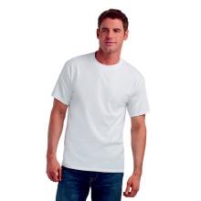 T-Shirt 'B&C' weiß