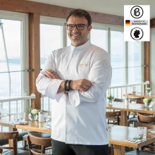 'Top-Chef-Zero', weiß