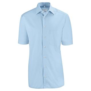 Basic-Hemd, bleu