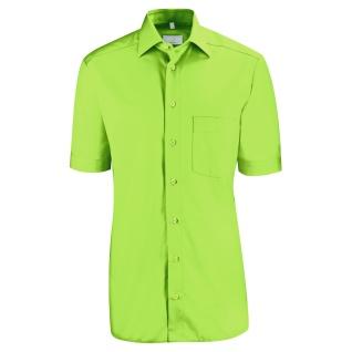 Basic-Hemd, apfelgrün