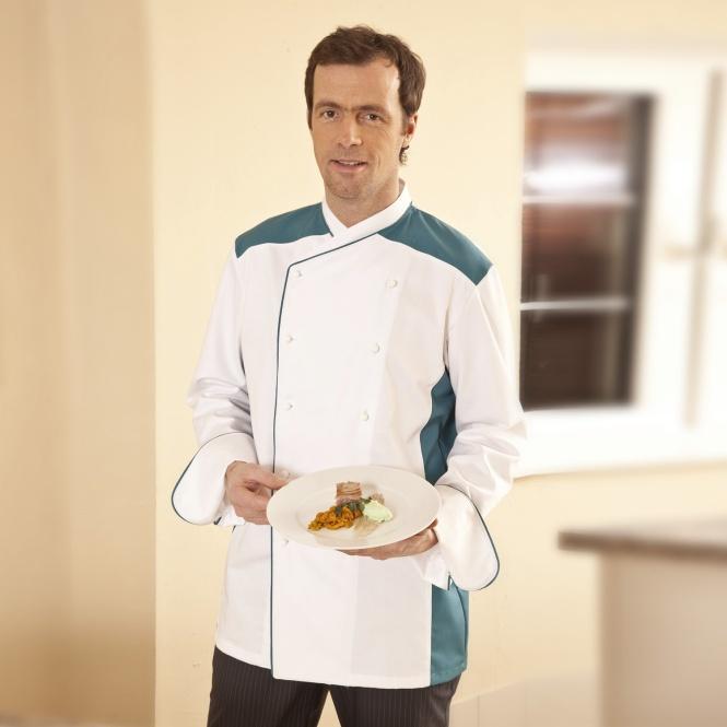"""Chef-Galax"" weiß"