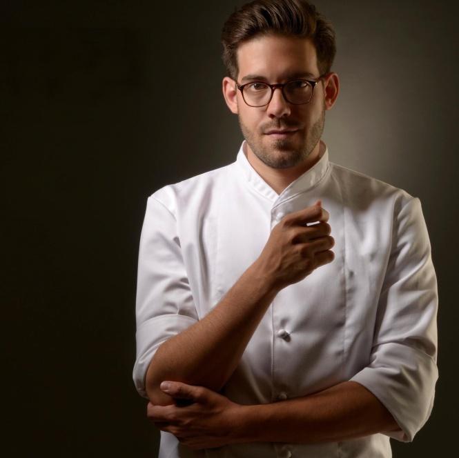 """Chef-Lou"" weiß"