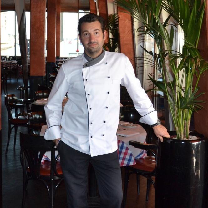 """""""Top-Chef-Rondo"""" weiß"""