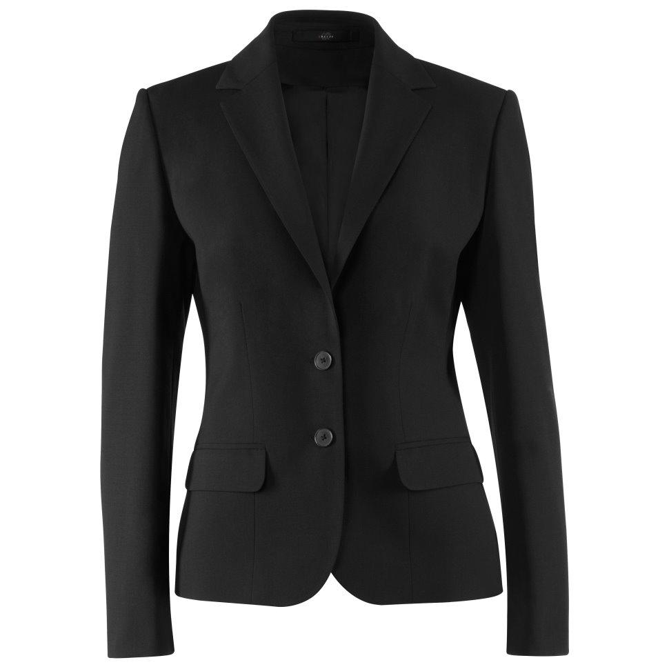 blazer schwarz sale im ber bek online shop kaufen. Black Bedroom Furniture Sets. Home Design Ideas