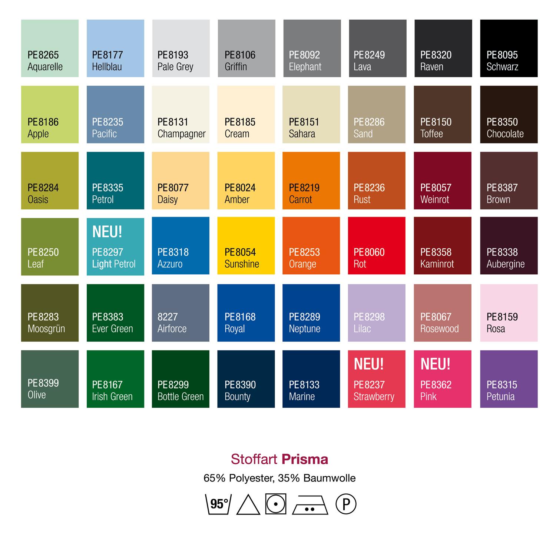 prisma conti farbig im ber bek online shop kaufen. Black Bedroom Furniture Sets. Home Design Ideas